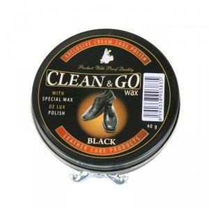 Krém na obuv 40g čierny