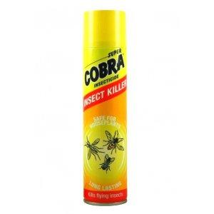 Cobra spray na lietajúci hmyz 400ml