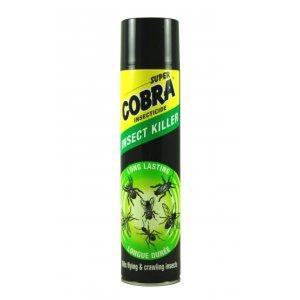Cobra spray na hmyz 400ml univerzálna