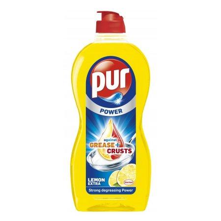 Pur saponát 450ml Lemon