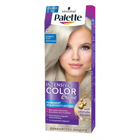 Palette ICC farba na vlasy 50ml C9