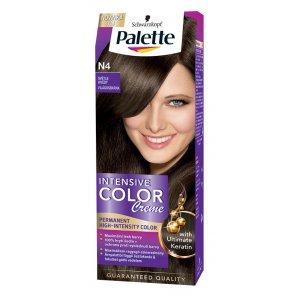 Palette ICC farba na vlasy 50ml N4