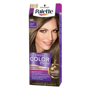 Palette ICC farba na vlasy 50ml N6