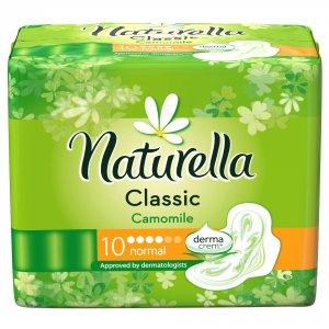 Naturella Normal Classic 10ks dámske hygienické vložky