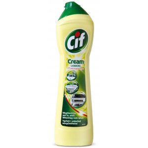 Cif Cream Lemon tekutý piesok 500ml