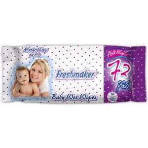 Freshmaker detské vlhčené obrúsky 72ks