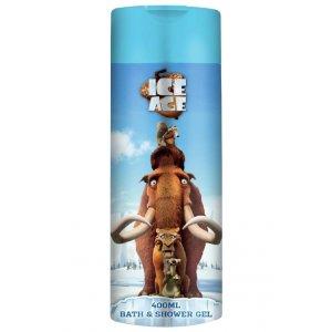 Ice Age destký sprchový gél a pena do kúpeľa 2v1 400ml