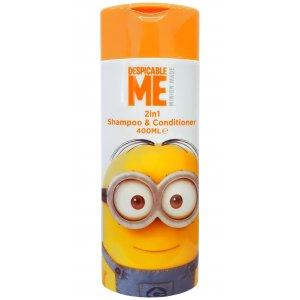 Corsair Mimoni detský šampón s kondicionérom 2v1 400ml