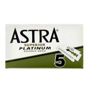Astra žiletky 5ks Superior Platinum