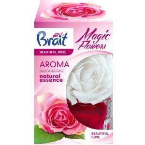 Brait Magic Flower osviežovač vzduchu 75ml Rose