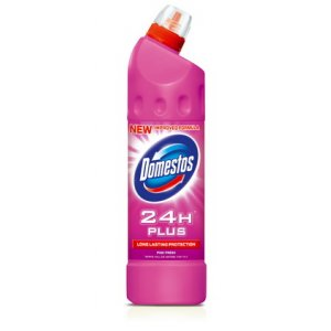 Domestos WC čistič 750ml Pink Fresh