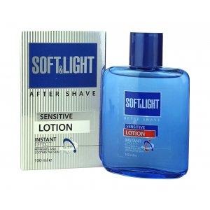 Soft&Light voda po holení 100ml Sensitive