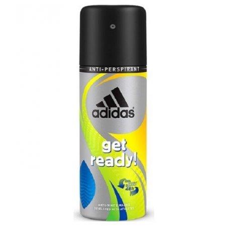 Adidas Men Get ready! deospray 150ml