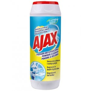 Ajax Lemon čistiaci prášok 450g