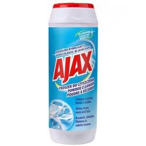 Ajax bieliaci čistiaci prášok 450g
