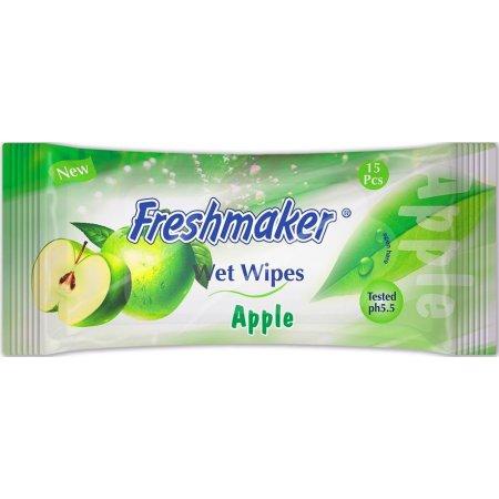 Freshmaker vlhčené obrúsky 15ks Fruit