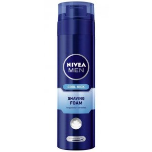 Nivea Cool Kick pena na holenie 200ml