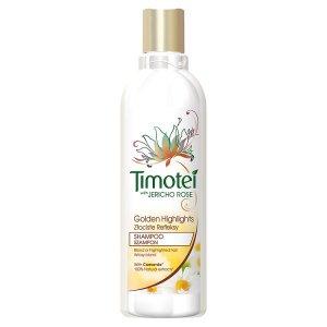 Timotei šampón 400ml Golden Highlights