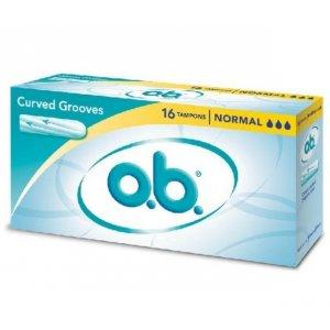 O.B. Pro Comfort tampóny 16ks Normal