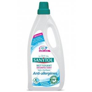 Sanytol antialergénny antibakteriálny dezinfekčný univerzálny čistič 1l