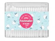 Freshmaker vatové tyčinky 200ks