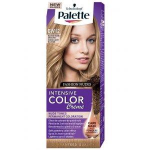 Palette ICC farba na vlasy 50ml BW12 Svetlo plavá
