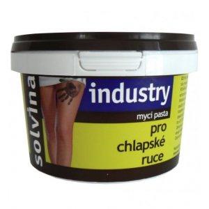 Solvina čistiaca pasta na ruky 450g Industry