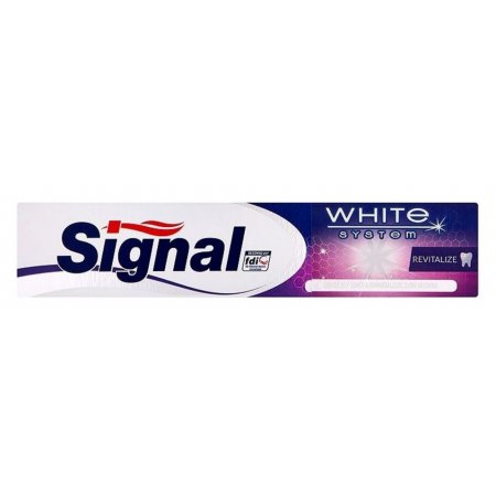 Signal White system Revitalize zubná pasta 75ml