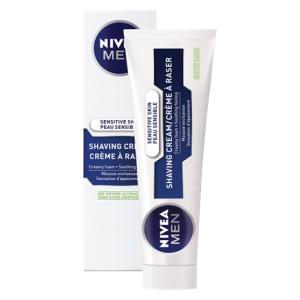 Nivea pánsky krém na holenie 100ml Sensitive