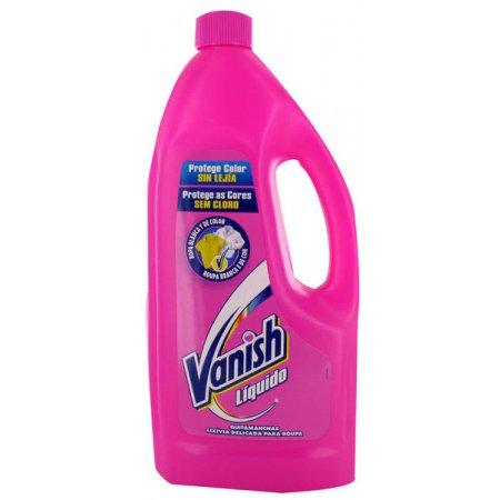 Vanish Oxi Action na škvrny 1l ružový