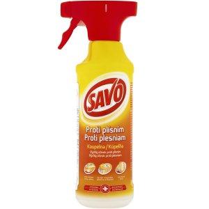 Savo dezinfekcia proti plesni s rozprašovačom Kúpeľňa 500ml