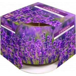 Bispol vonná sviečka 210g Lavender 09