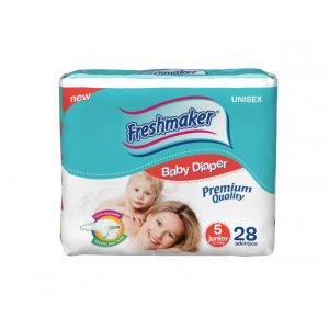 Freshmaker Premium destké plienky 28ks (11-15kg) Junior