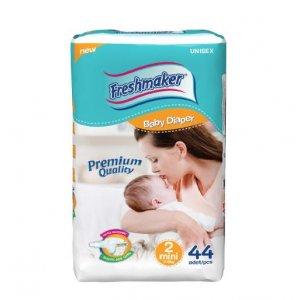 Freshmaker Premium destké plienky 40ks (3-6kg) Mini