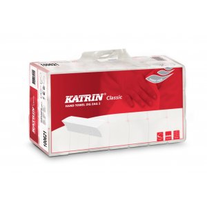 Katrin Classic papierové utierky 200ks