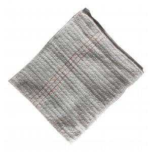 Handra tkaná Ivana 70x60cm Biela