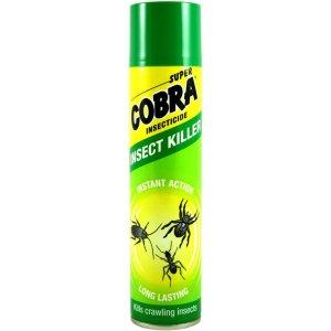 Cobra spray na lezúci hmyz 400ml