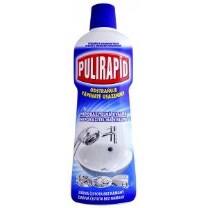 Pulirapid 750ml na hrdzu a vodný kameň