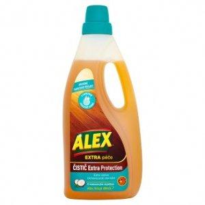 Alex čistič na podlahy 750ml čistič extra protection na drevo s kokosovým mydlom