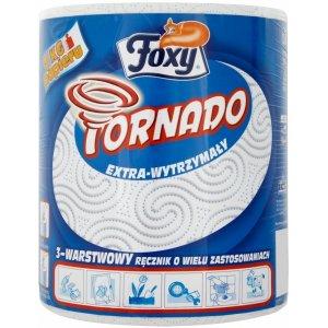 Foxy Tornado kuchynské utierky 3-vrstvové 1kg 000