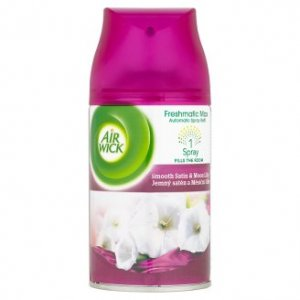 Air Wick Smooth Satin&Moon Lily náplň do osviežovača vzduchu 250ml