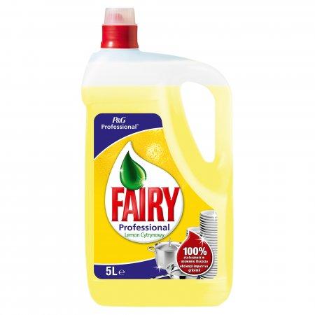 Jar Fairy saponát lemon 5l