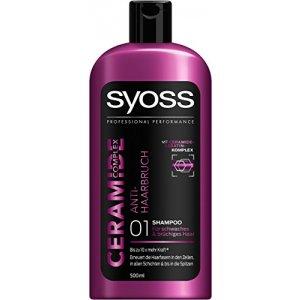 Syoss Ceramide Complex Anti-Haarbruch šampón 500ml