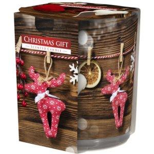 Bispol Christmas Gift vonná sviečka v skle SN72S-07