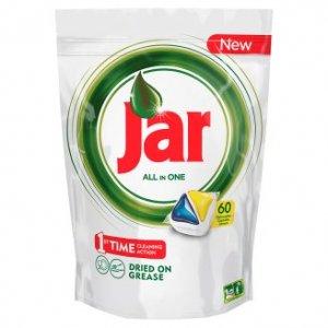 Jar kapsule do umývačky riadu 60ks Lemon