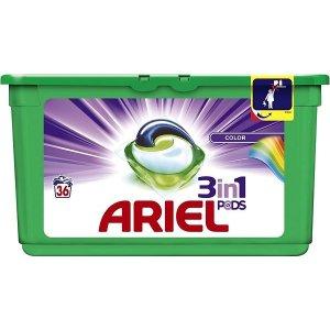 Ariel Color gélové kapsule na pranie 36ks