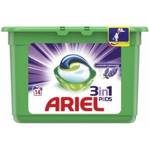 Ariel Lavender gélové kapsule na pranie 14ks