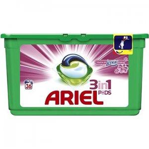 Ariel Touch of Lenor  gélové kapsule na pranie 36ks