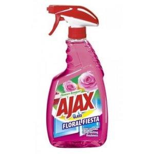 Ajax Flowers Bouquet čistič na okná 500ml