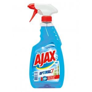Ajax Optimal 7 Multi-action čistič na okná 500ml